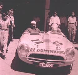 El Pegaso de la carrera Panamericana (Classics.com)