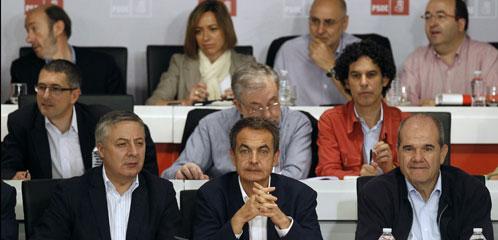 Imagen de archivo del último congreso del PSOE (Reuters)