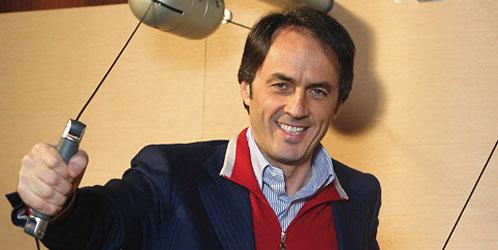 Imagen de archivo del presidente de Technogym, Nerio Alessandri