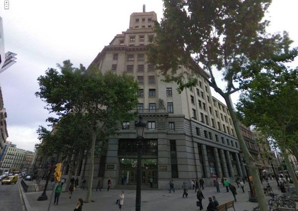 Amancio ortega se convierte en el due o inmobiliario de for Bbva oficines barcelona