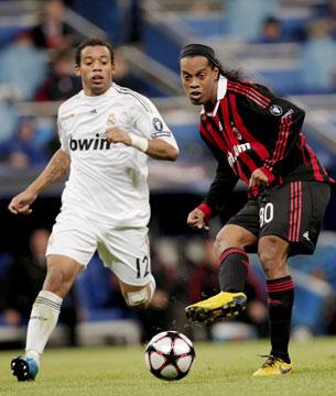 Un Milan desconcido gana al Madrid en el Bernabéu