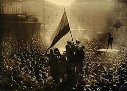 Proclamación de la República en Madrid