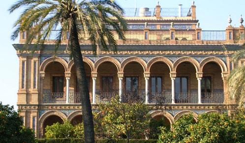 Sede de Zent Inversiones en Sevilla (ARCHIVO)