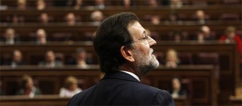 El presidente de Partido Popular, Mariano Rajoy (Reuters)