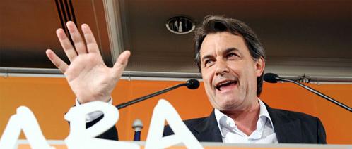 El líder de Convergència i Unió, Artur Mas (EFE)