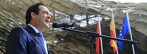 El presidente del Congreso de los Diputados, José Bono (Efe).