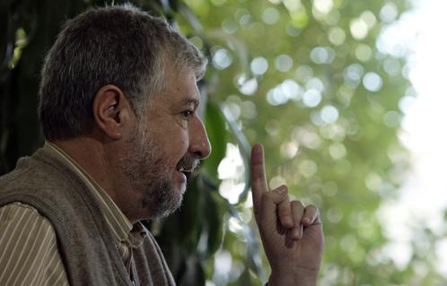 El ex secretario general de Comisiones Obreras, José María Fidalgo (Reuters)