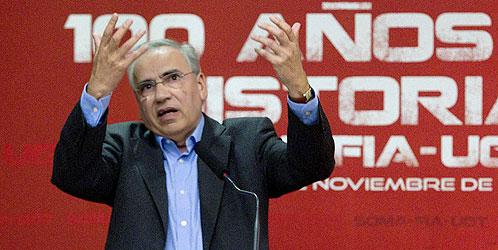 Alfonso Guerra ostenta el récord como diputado (EFE).