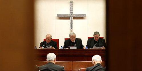 La Conferencia Episcopal difundirá el viernes sus orientaciones de cara a las elecciones (EFE).