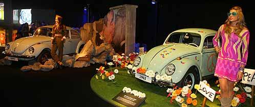 Exposición de Escarabajos en Madrid