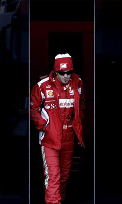 El asturiano Fernando Alonso