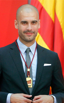 Guardiola se suma al independentismo