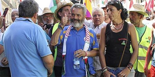 PSOE e IU se tiran las 'expropiaciones' de Gordillo a la cabeza