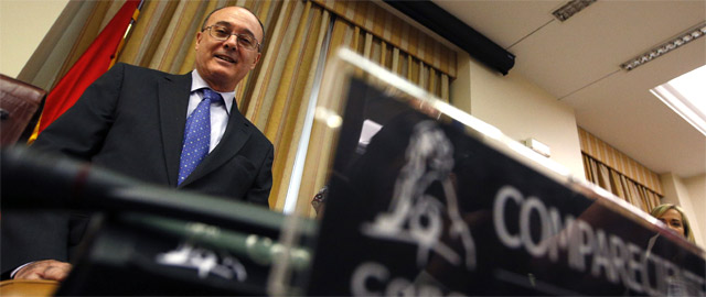 El gobernador del Banco de España, Luis María Linde (Efe)