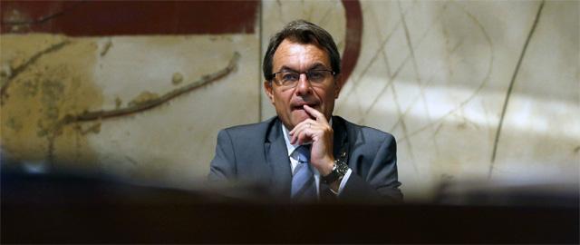 El presidente de la Generalitat, Artur Mas (Efe).