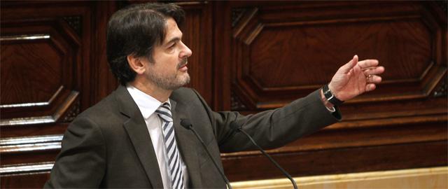 El secretario general de Convergència Democràtica de Catalunya (CDC), Oriol Pujol (Efe)