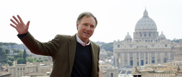 masonería: Dan Brown