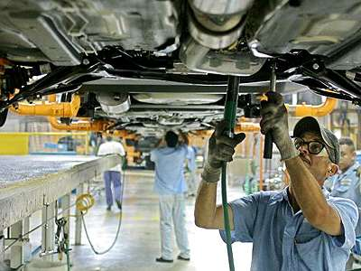 Obama rechaza los planes de reestructuraci�n de General Motors y Chrysler