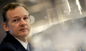 El fundador de Wikileaks, Julian Assange (Archivo)
